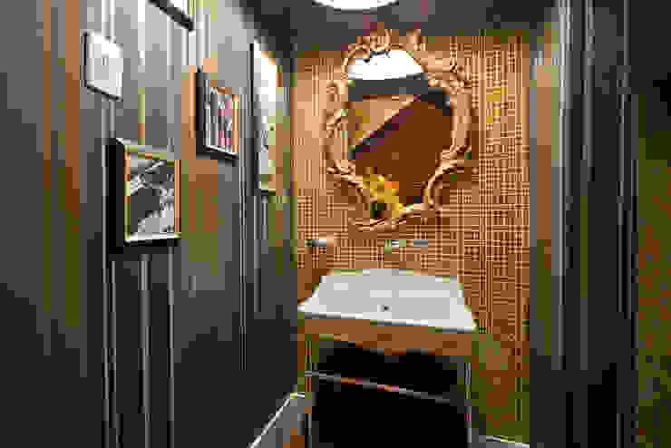 LAVABO - Mostra Morar Mais Banheiros clássicos por Estúdio Pantarolli Miranda - Arquitetura, Design e Arte Clássico