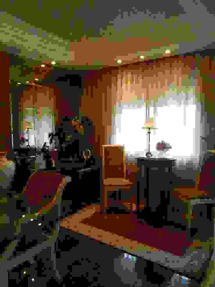 Sala de Jantar e Bar Salas de jantar clássicas por mr maria regina de mello vianna arquitetura e interiores Clássico