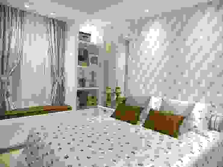 Suite Quartos clássicos por mr maria regina de mello vianna arquitetura e interiores Clássico