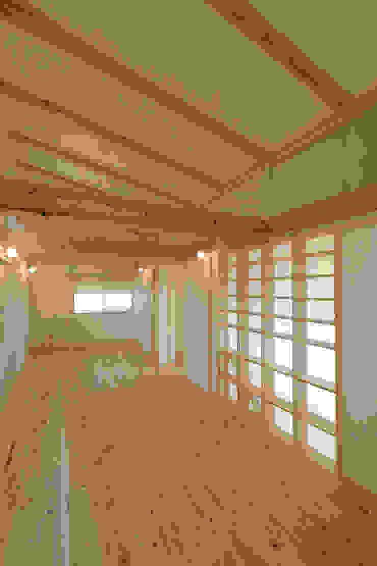 飾らない家/フレキシブルな空間 オリジナルデザインの 子供部屋 の 加藤淳一級建築士事務所 オリジナル