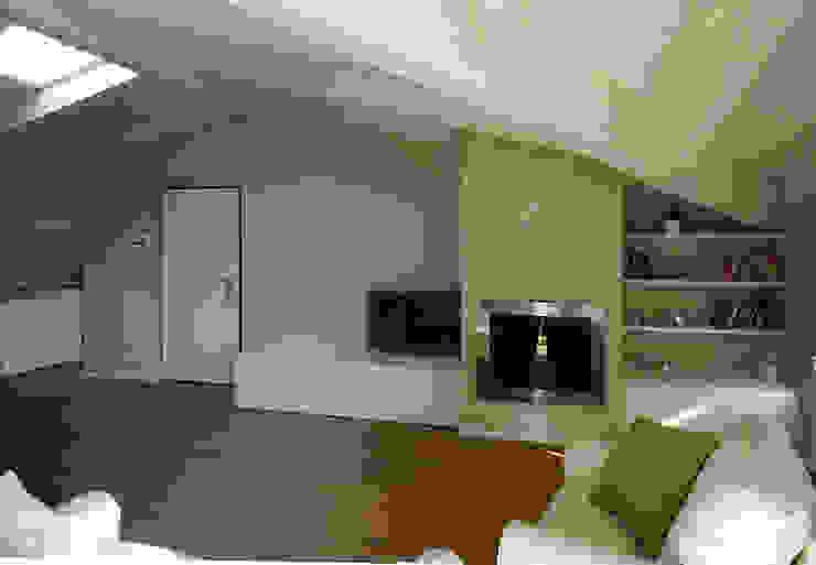 Salon moderne par Luca Mancini | Architetto Moderne