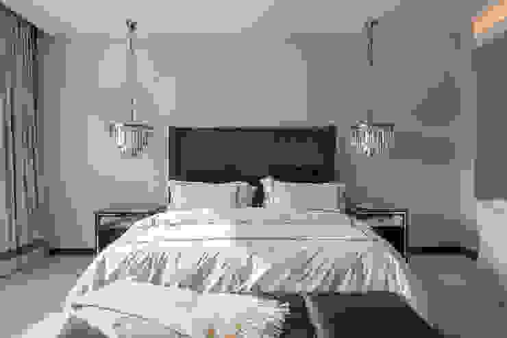 DEPARTAMENTO EN LOMAS Dormitorios clásicos de HO arquitectura de interiores Clásico