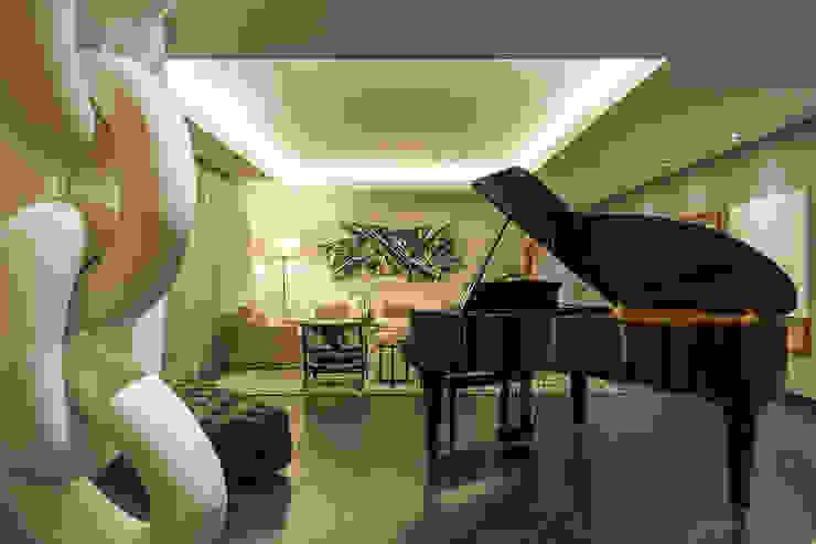 Klassische Wohnzimmer von HO arquitectura de interiores Klassisch