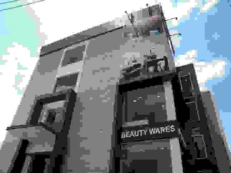 Beautywares showroom by ICON design studio Minimalist