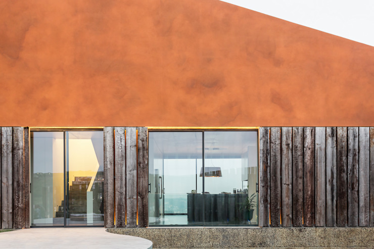 Casa Varatojo Atelier Data Lda Modern houses
