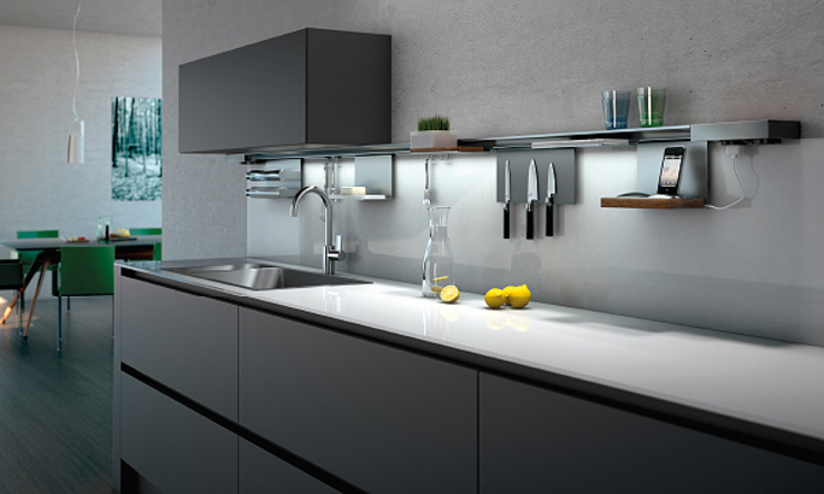 Produktauswahl Modern kitchen by byform productdesign Modern