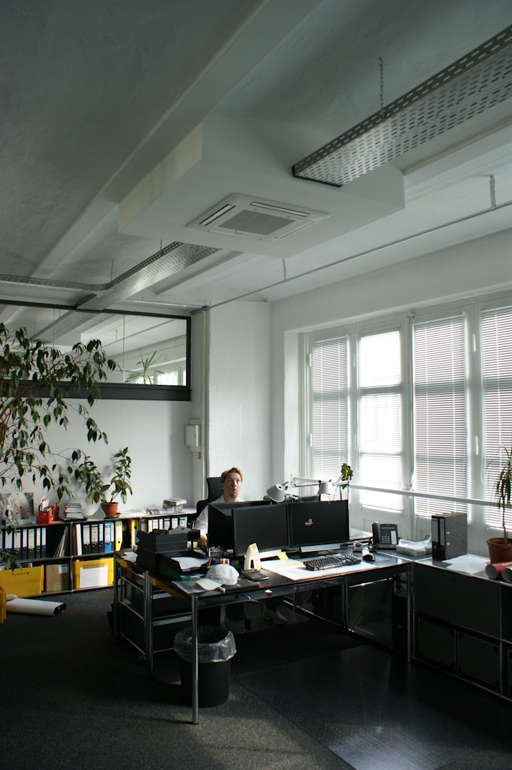 equadr.at GmbH Office buildings