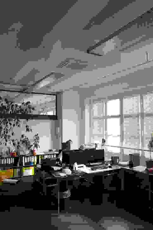 equadr.at GmbH Espaces de bureaux industriels
