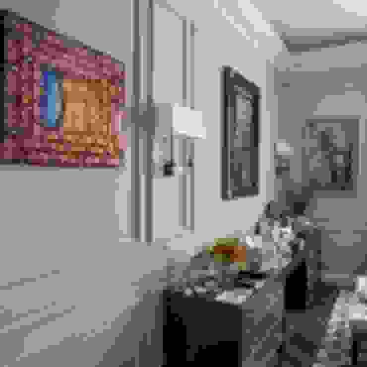 Классический интерьер и Умный дом – квартира-мечта! Спальня в классическом стиле от Art-In Классический
