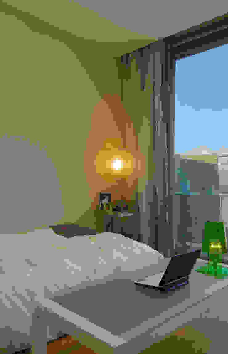 은평2지구 두산위브 42평형 모던스타일 침실 by Design A3 모던