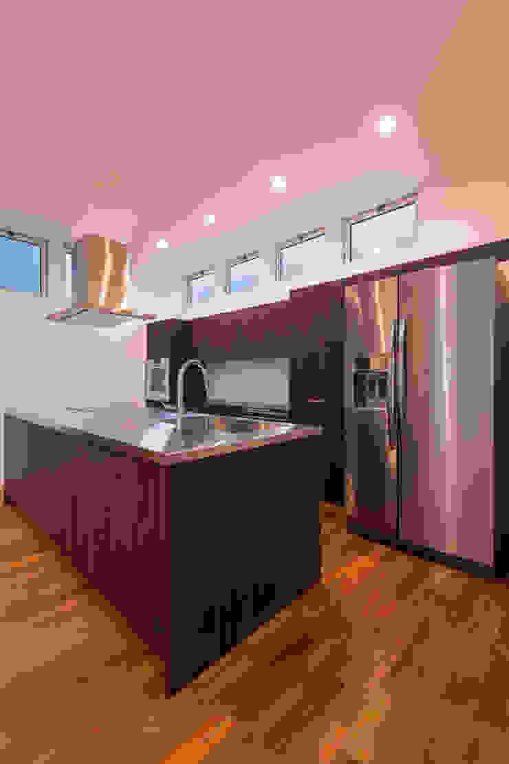松本の家。 モダンな キッチン の 株式会社ルティロワ 一級建築士事務所 モダン