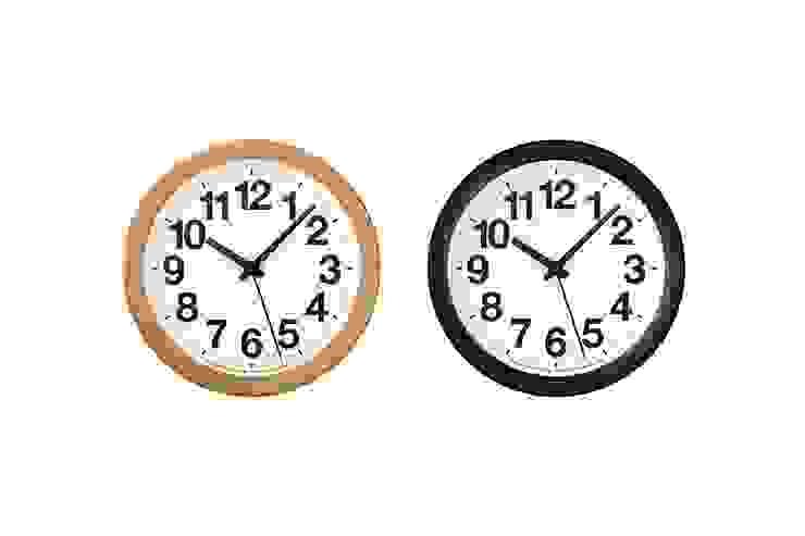 Clock A, Clock B, Clock C, Clock A Small, Clock B Small, Clock C Small: YOTA KAKUDA DESIGNが手掛けたミニマリストです。,ミニマル