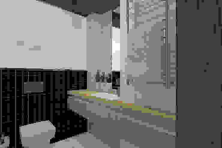 Modern bathroom by ABC Pracownia Projektowa Bożena Nosiła Modern