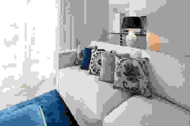Villa klassisch Klassische Wohnzimmer von KJUBiK Innenarchitektur Klassisch