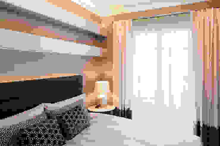 Appartement Berlin Klassische Schlafzimmer von KJUBiK Innenarchitektur Klassisch
