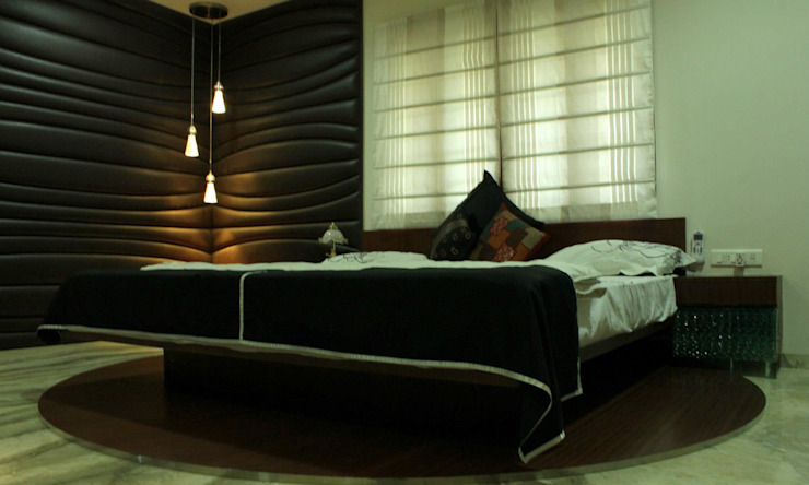 Bungalow Modern style bedroom by ralife dewigbs Modern