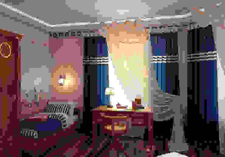 Chambre d'enfant moderne par Alena Gorskaya Design Studio Moderne