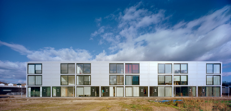 woningen Quirijnboulevard Tilburg JMW architecten Moderne huizen