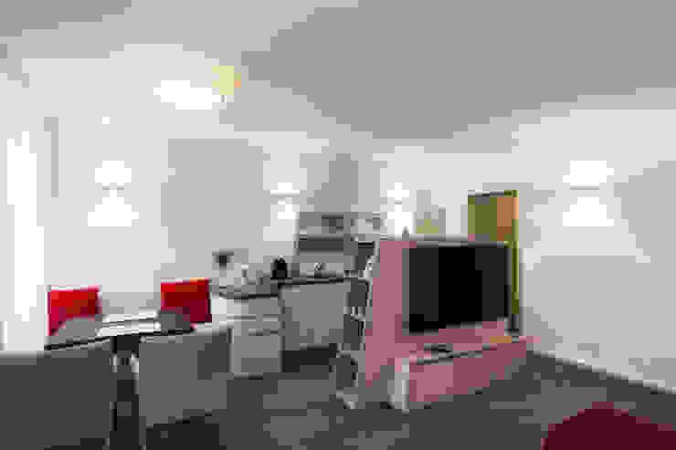 wohnen im ersten Moderne Esszimmer von Atelier Fürtner-Tonn Modern