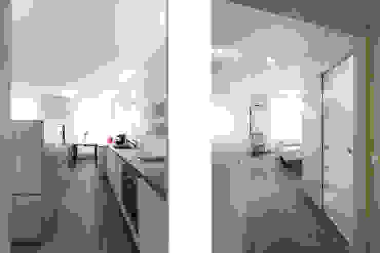wohnen im ersten Moderne Küchen von Atelier Fürtner-Tonn Modern