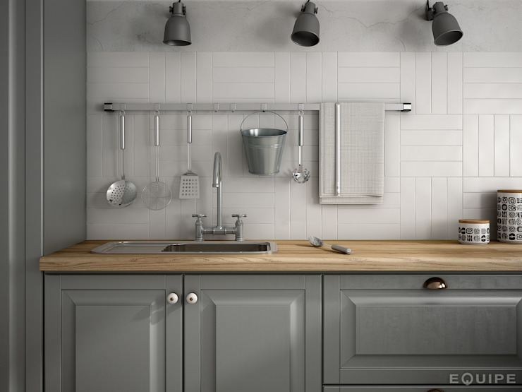 Colonial style kitchen by homify Colonial