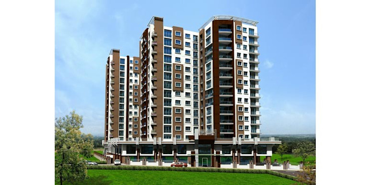 CCT 109 Project in Beylikduzu Modern Evler CCT INVESTMENTS Modern
