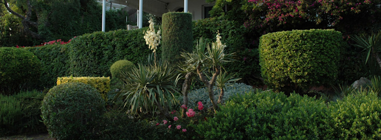 Jardins mediterrâneos por ruiz narvaiza associats sl Mediterrâneo