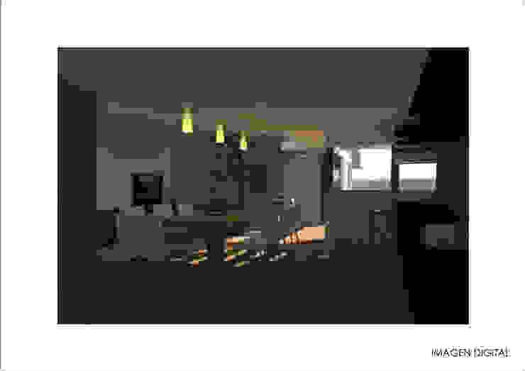 Modern conservatory by Ronda Estudio Modern