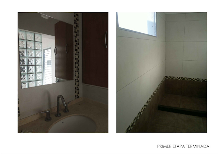 Modern bathroom by Ronda Estudio Modern