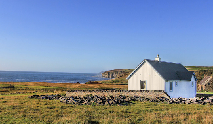 Two Bedroom Wee House - Caithness Classic style houses by The Wee House Company Classic