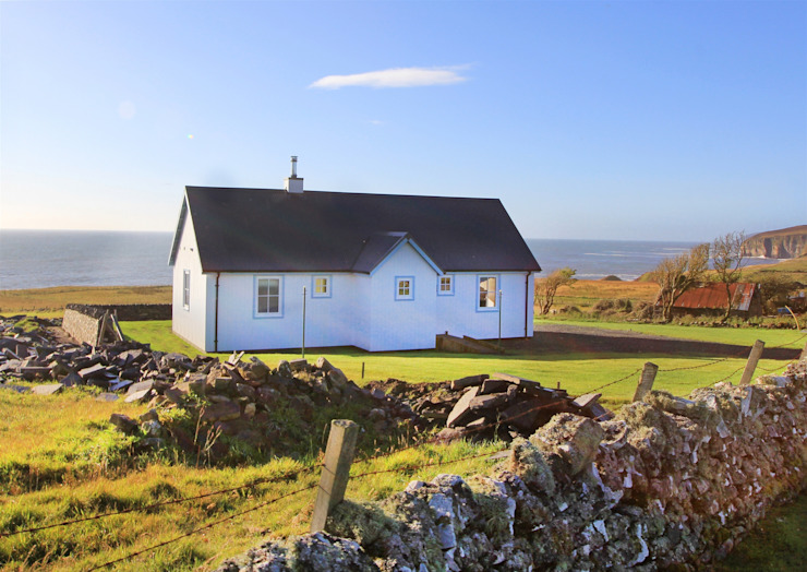 Two Bedroom Wee House – Caithness โดย The Wee House Company คลาสสิค