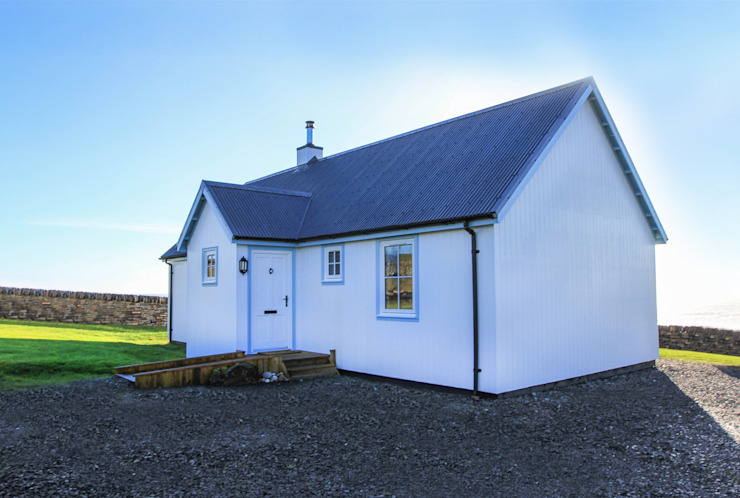 Two Bedroom Wee House—Caithness The Wee House Company Classic style houses