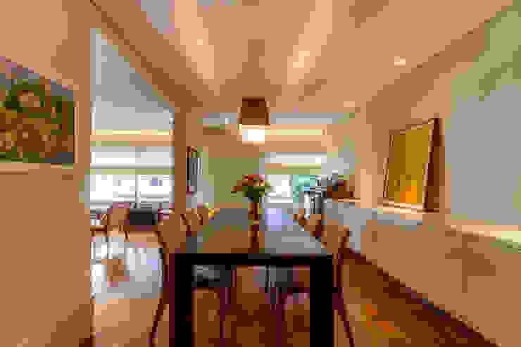 Sala de jantar Salas de jantar modernas por contato83 Moderno