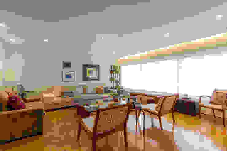 Sala de estar Salas de estar modernas por contato83 Moderno