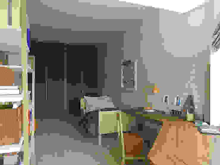 Холостяцкий Интерьер Детская комната в стиле лофт от Tatiana Zaitseva Design Studio Лофт