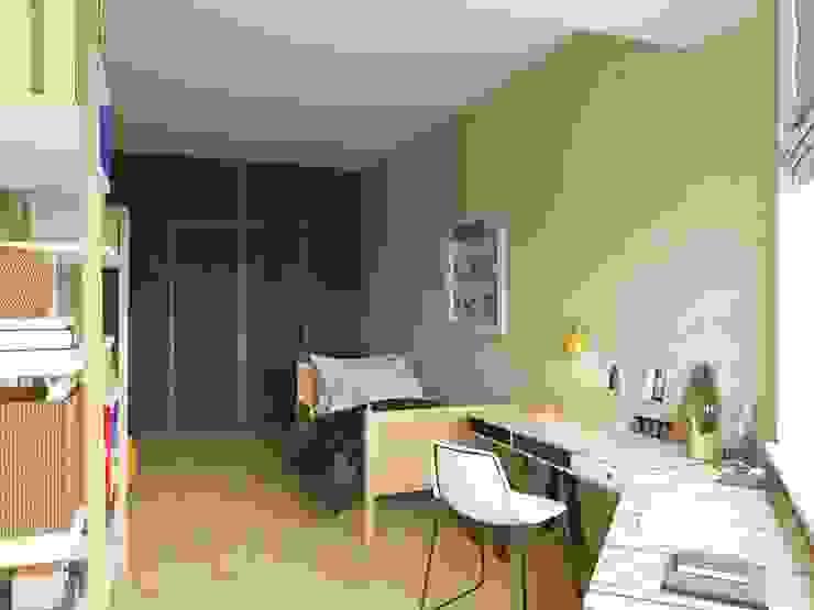 Stanza dei bambini in stile industriale di Tatiana Zaitseva Design Studio Industrial
