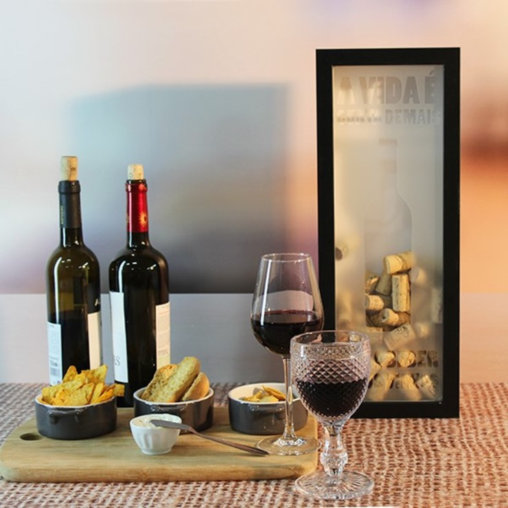 Culto Decor Dining roomWine racks