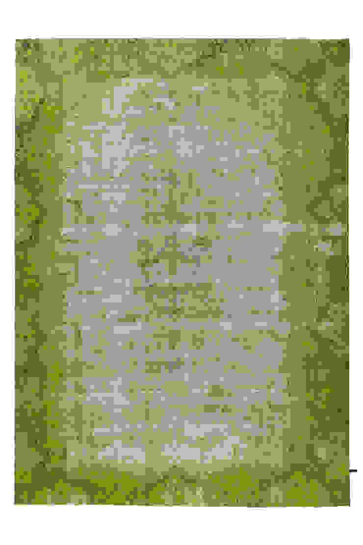 Pure 2.0 green von Zimmermanns Kreatives Wohnen Ausgefallen Textil Bernstein/Gold