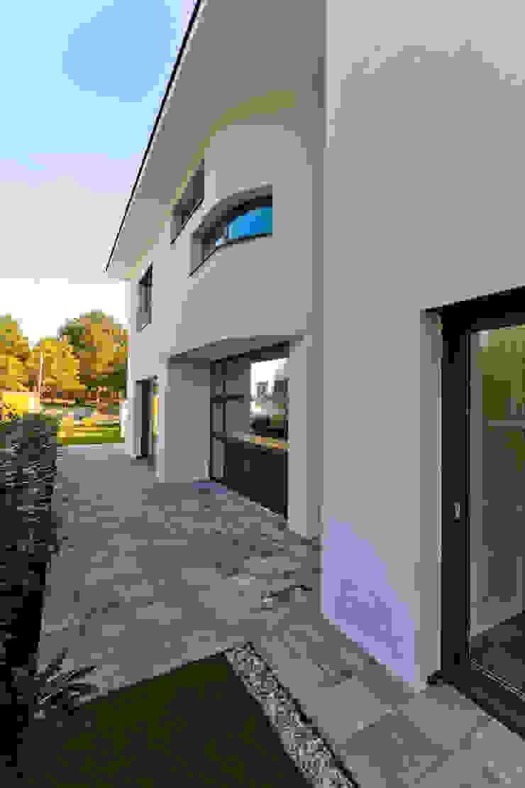 wohnhaus hietzing Moderne Häuser von Atelier Fürtner-Tonn Modern
