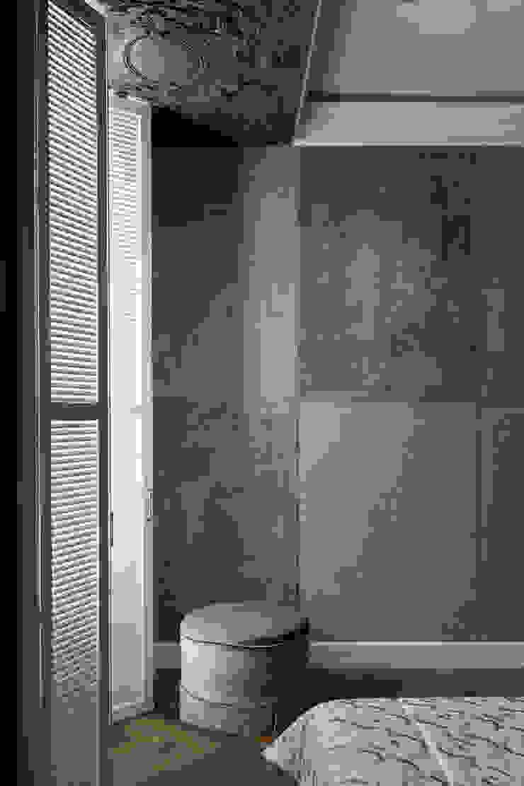 Квартира на Морском проспекте Санкт-Петербурга Ванная комната в стиле модерн от Студия дизайна интерьера 'Юдин и Новиков' Модерн
