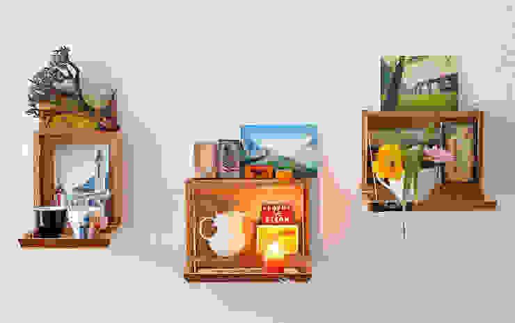 minimalist  by homify, Minimalist Engineered Wood Transparent