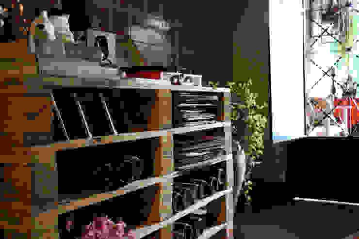 Oleari Arquitetura e Interiores 廚房儲櫃