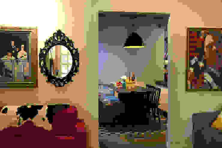 Oleari Arquitetura e Interiores 客廳配件與裝飾品
