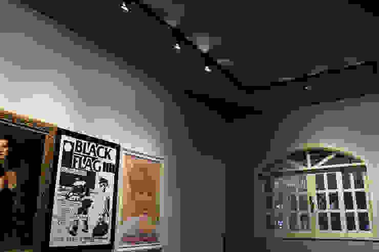 Oleari Arquitetura e Interiores 客廳照明