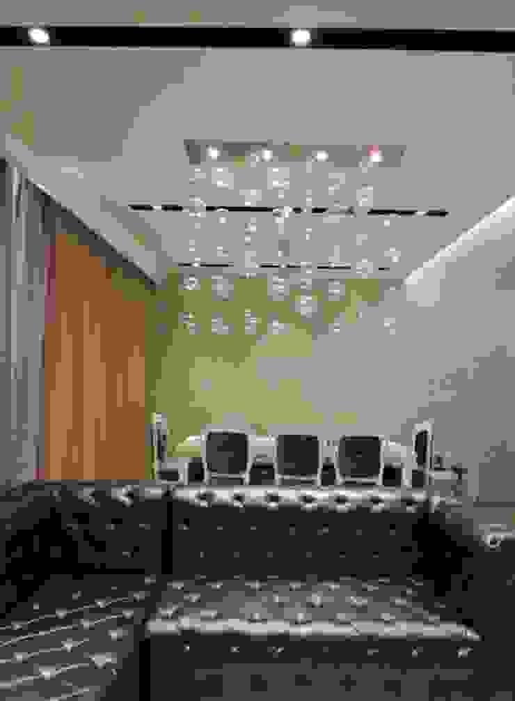 3bhk at Jogeshwari Modern dining room by SwitchOver Studio Modern