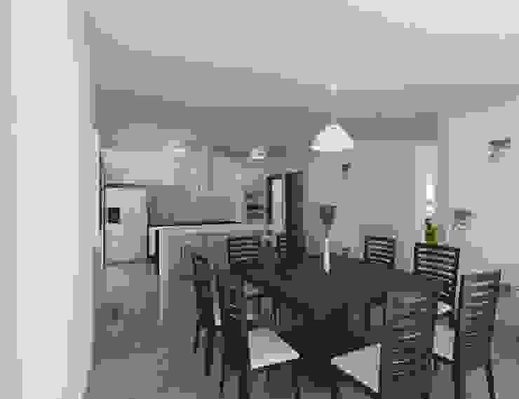 Comedor y Cocina Comedores modernos de IDEA Studio Arquitectura Moderno