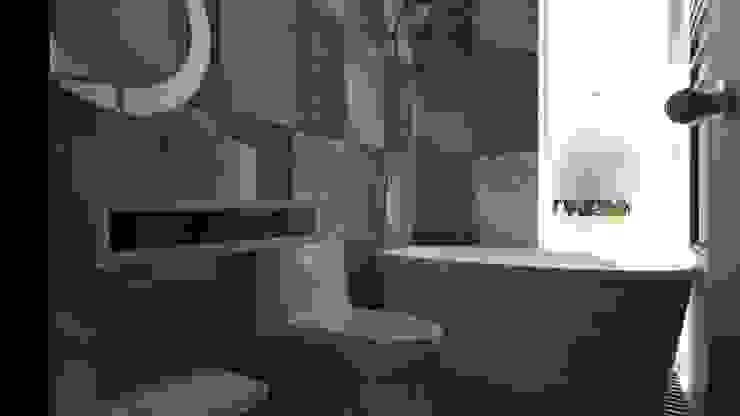 Baño Principal Baños modernos de IDEA Studio Arquitectura Moderno
