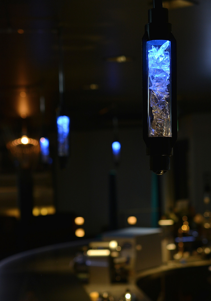 Bars & clubs industriels par (株)グリッドフレーム Industriel