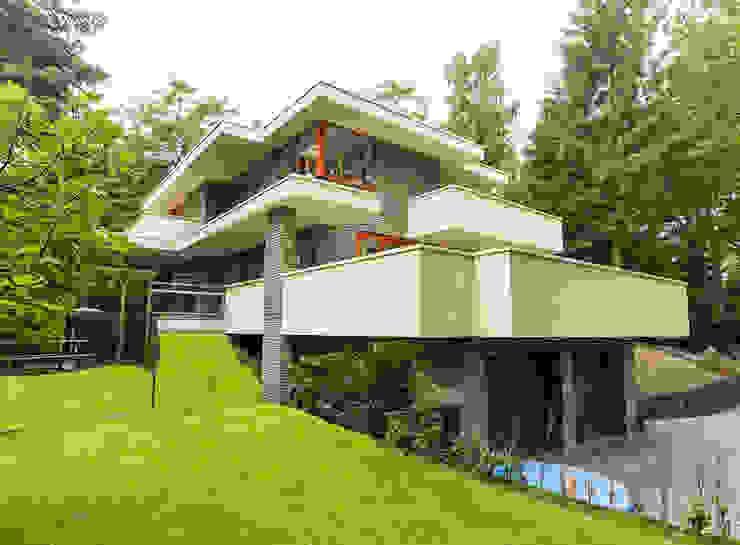 Casas modernas por STROOM architecten Moderno