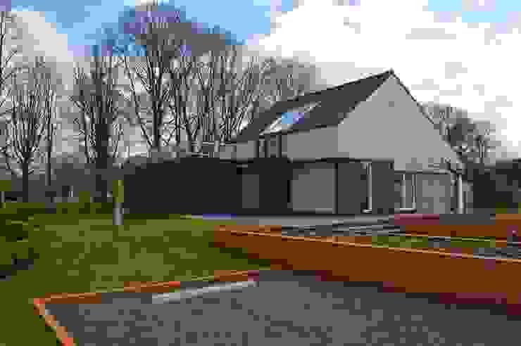 Woning + kantoor Utrecht STROOM architecten Moderne huizen